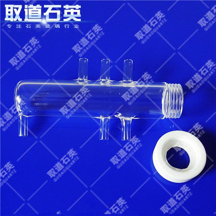 产品名称:石英螺纹瓶