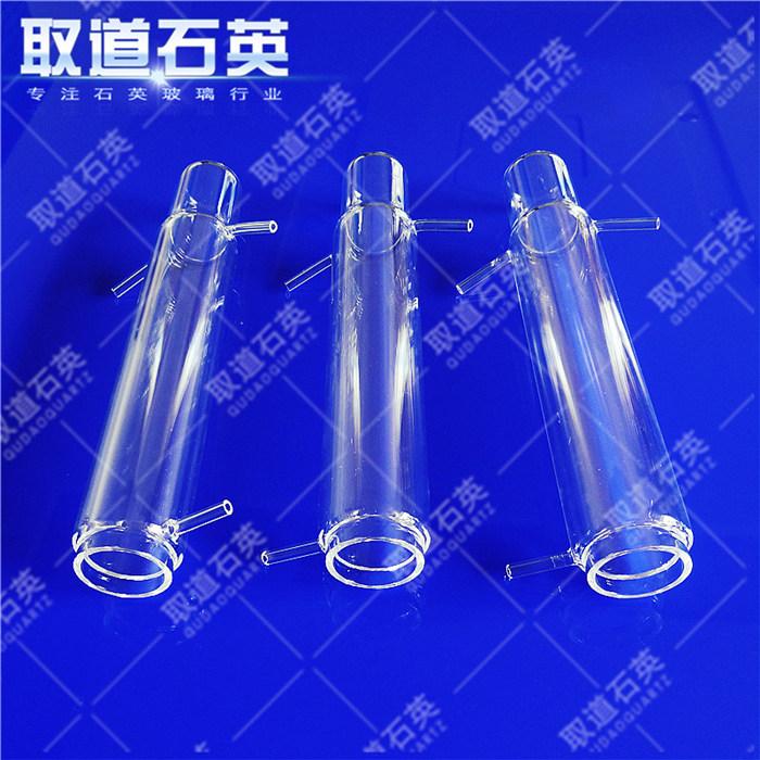 产品名称:石英反应管